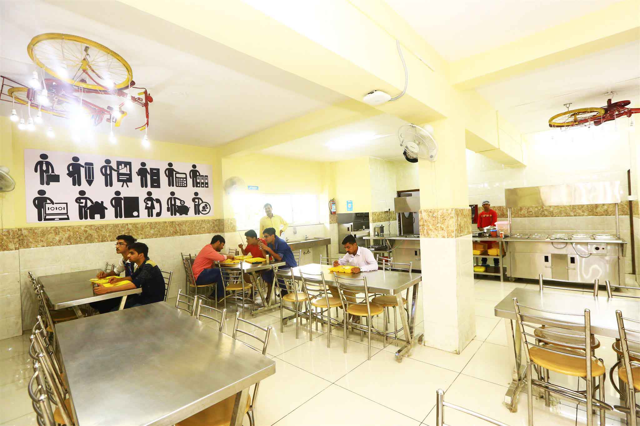 Student Hostels signature dishes